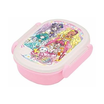 小森樹脂 スター☆トゥインクルプリキュア 弁当箱 ランチボックス ピンク 350ml 1個入1個セット