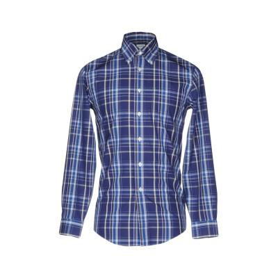 ブルックス ブラザーズ BROOKS BROTHERS シャツ ブルー S コットン 100% シャツ