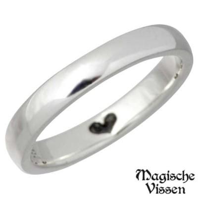 マジェスフィッセン Magische Vissen シルバー リング 裏 ハート レディース 指輪