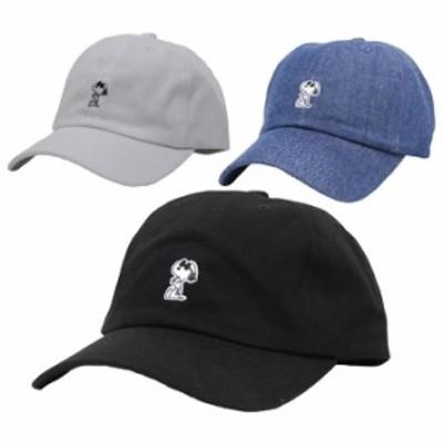 SNOOPY スヌーピー キャップ 帽子 メンズ レディース PEANUTS ピーナッツ シルエット Low cap ローキャップ exas