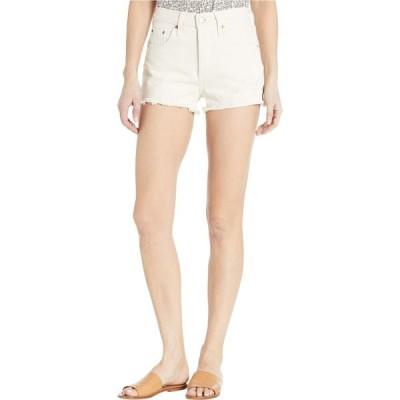 リーバイス Levi's Premium レディース ショートパンツ ボトムス・パンツ Premium 501 High-Rise Shorts Natural Instinct