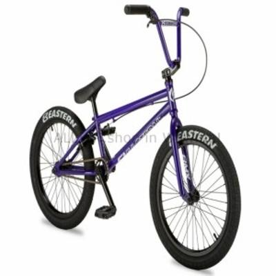 "BMX New 2019 Eastern 20 ""BMXジャベリン自転車フリースタイルバイク3ピースクランクパープル  New 2"