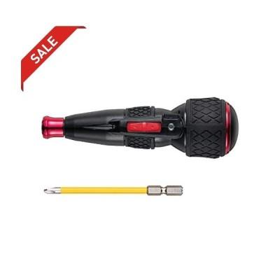 ベッセル(VESSEL) 電動 ボールグリップ ドライバー ビット1本付 電ドラボール 220USB-1