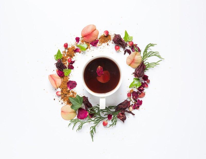 【養妍美容】黑糖洛神玫瑰茶 7入 | 100%台灣漢方養生原料