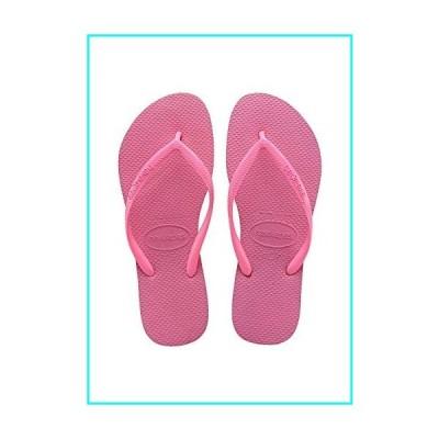 Havaianas レディース 4000030 US サイズ: 35/36 BR (6 B US) カラー: ピンク