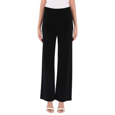 1-ONE パンツ ブラック 42 レーヨン 93% / ポリウレタン 7% パンツ