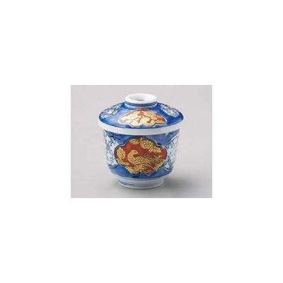 和食器 ミ110-137 錦花鳥ミニむし碗