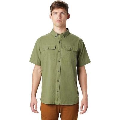マウンテンハードウェア メンズ シャツ トップス Mountain Hardwear Men's Crystal Valley SS Shirt