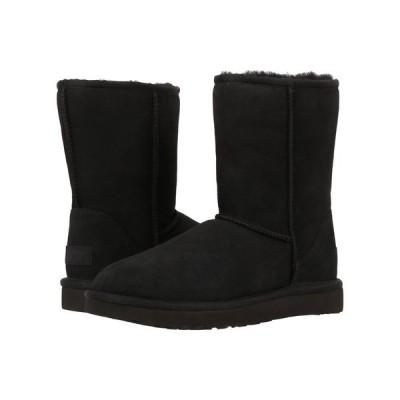 アグ UGG レディース ブーツ シューズ・靴 Classic Short II Black