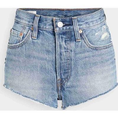 リーバイス Levi's レディース ショートパンツ ボトムス・パンツ 501 tiny shorts Mini