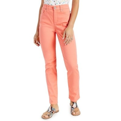 スタイルアンドコー デニムパンツ ボトムス レディース Petite Natural Straight-Leg Jeans, in Petite & Petite Short, Created for Macy's New Pale Sage