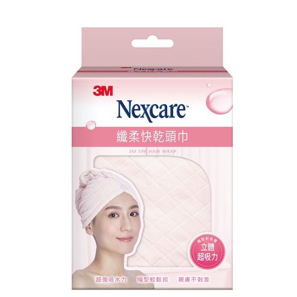 3M纖柔快乾頭巾