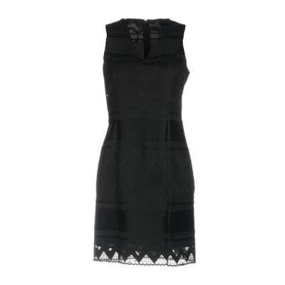 TRUSSARDI JEANS チューブドレス  レディースファッション  ドレス、ブライダル  パーティドレス ブラック