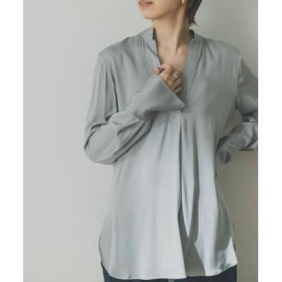 【アーバンリサーチ/URBAN RESEARCH】 UR BY MALENE BIRGER MABILLON shirts