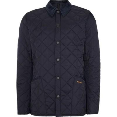 バブアー Barbour メンズ ジャケット アウター Liddesdale Quilt Jacket Navy NY