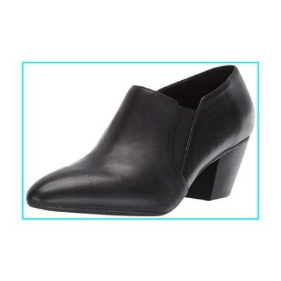 Aerosoles Women's Helen Pump, Black Leather, 7 M US【並行輸入品】
