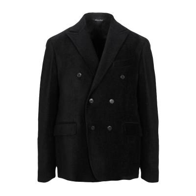 ブライアン デールズ BRIAN DALES テーラードジャケット ブラック 46 ポリエステル 38% / レーヨン 32% / レーヨン 15%