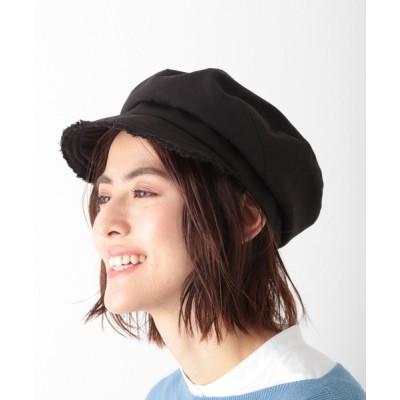 LEPSIM / フリンジキャスケット 925194 WOMEN 帽子 > キャスケット