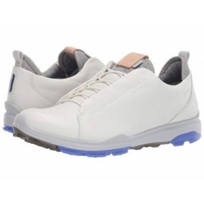 ECCO Golf エコー ゴルフ レディース 女性用 シューズ 靴 スニーカー 運動靴 BIOM Hybrid 3 OL GTX White【送料無料】