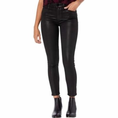 ペイジ Paige レディース ジーンズ・デニム ボトムス・パンツ Hoxton Ankle w/ Joxxi Pockets in Black Fog Luxe Coating Black Fog Luxe