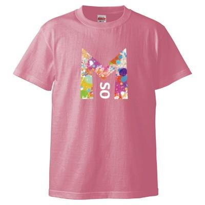Splash(Tシャツ)(カラー : ピンク, サイズ : L)