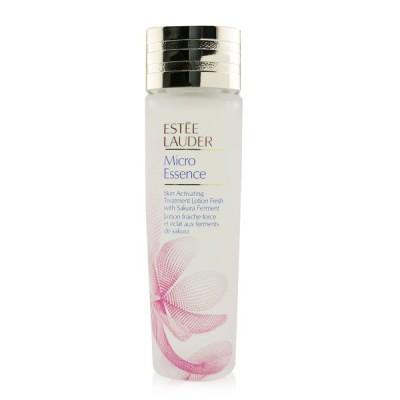 エスティローダー 化粧水 ミスト Estee Lauder Micro Essence Skin Activating Treatment Lotion Fresh with Sakura Ferment 150ml ホワイトデーお返し