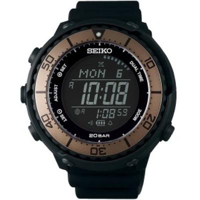 【正規品】SEIKO セイコー 腕時計 SBEP025 メンズ PROSPEX プロスペックス フィールドマスター LOWERCASE プロデュースモデル ソーラー