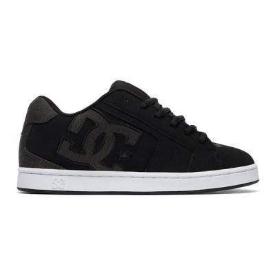 カジュアルシューズ ディーシーシューズ DC Shoes Net SE Shoes 302297 BLACK/BLACK/GREY