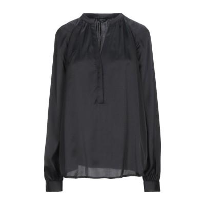 MARCIANO ブラウス ブラック XL ポリエステル 100% ブラウス