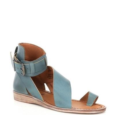 フリーピープル レディース サンダル シューズ Vale Leather Asymmetrical Toe Loop Boot Sandals