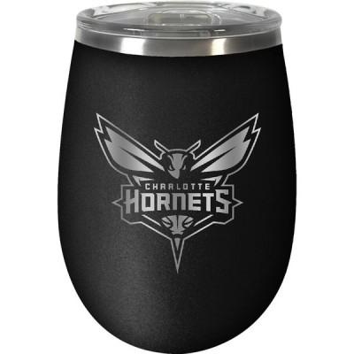 Charlotte Hornets 12oz. Stealth Wine Tumbler