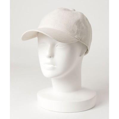 帽子 キャップ 【Lovable】Linen Low Cap LCH-K17510