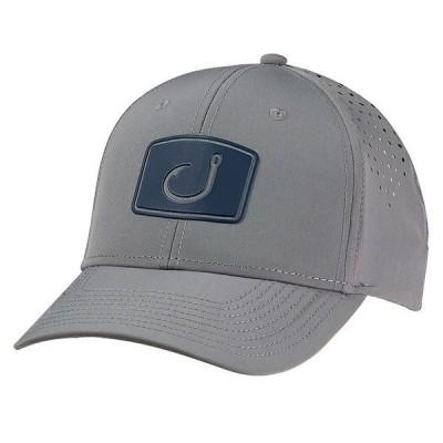 アビッド 帽子 アクセサリー メンズ AVID Pro Performance Hat Grey