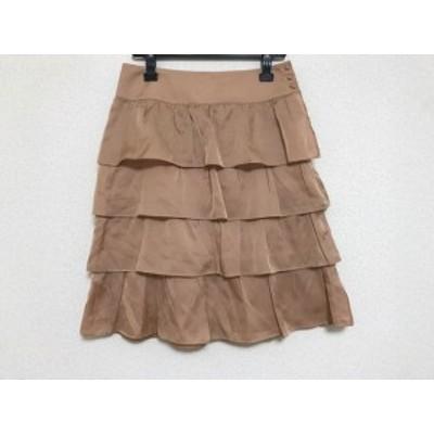 マルティニーク martinique スカート サイズ38 M レディース ピンク【中古】