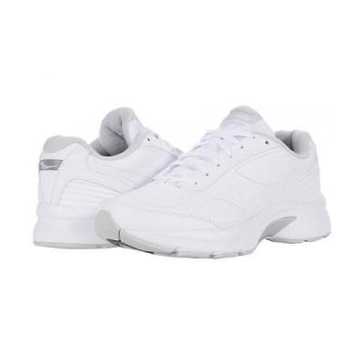 Saucony サッカニー レディース 女性用 シューズ 靴 スニーカー 運動靴 Omni Walker 3 - White