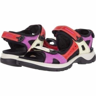 エコー ECCO Sport レディース サンダル・ミュール シューズ・靴 Offroad Sandal Multicolor Hibiscus