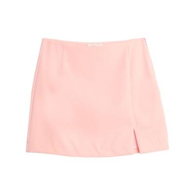 VICOLO ミニスカート ピンク M ポリエステル 88% / ポリウレタン 12% ミニスカート