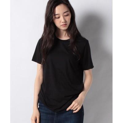 【AG Jeans】 GRAY BOY TEE TRUE  BLACK レディース ブラック S AG Jeans