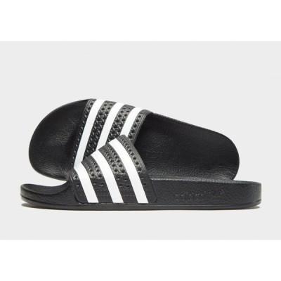 アディダス adidas Originals レディース サンダル・ミュール シューズ・靴 adilette slides black