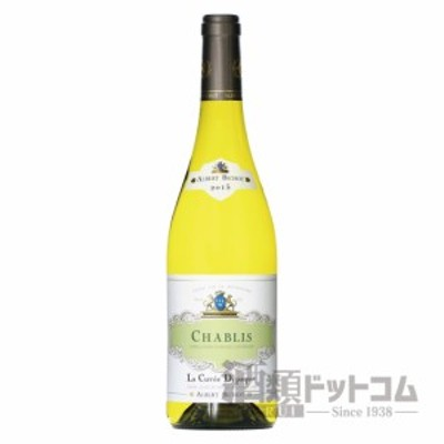 【酒 ドリンク 】アルベール ビショー シャブリ ラ キュヴェ デパキ(3634)