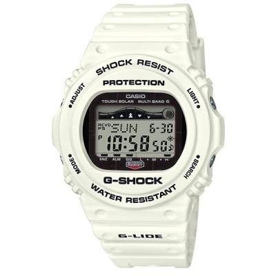 Gショック Gライド G-SHOCK G-LIDE 電波 ソーラー 腕時計 メンズ ホワイト 白 GWX-5700CS-7JF