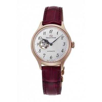 オリエントスター ORIENT STAR CLASSIC SEMI SKELETON RK-ND0006S シルバー文字盤 新品 腕時計 レディース (RK-ND0006S)