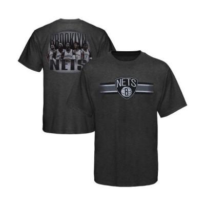 バスケットボール NBA USA アメリカ Levelwear Brooklyn Nets ユース City Back Tシャツ ブラック