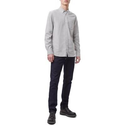 フレンチコネクション French Connection メンズ シャツ ワイシャツ トップス Classic Oxford Shirt Shadow Mint