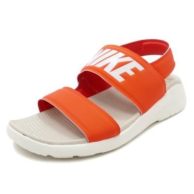 サンダル ナイキ NIKE ウィメンズタンジュンサンダル ハバネロレッド/ムーンパーティクル/サミットホワイト 882694-602 レディース シューズ 靴 18SU