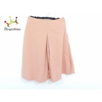 ホコモモラ JOCOMOMOLA スカート サイズ38 L レディース ベージュ     スペシャル特価 20200504