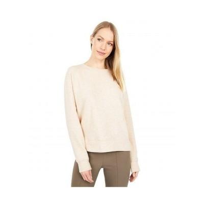 Vince ヴィンス レディース 女性用 ファッション Tシャツ Long Sleeve Raglan Pullover - Marzipan