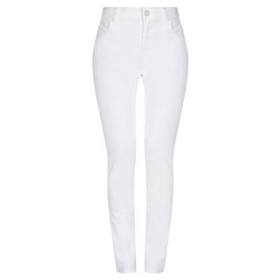 マニラ グレース MANILA GRACE パンツ ホワイト 31 コットン 98% / エコニール® 2% パンツ