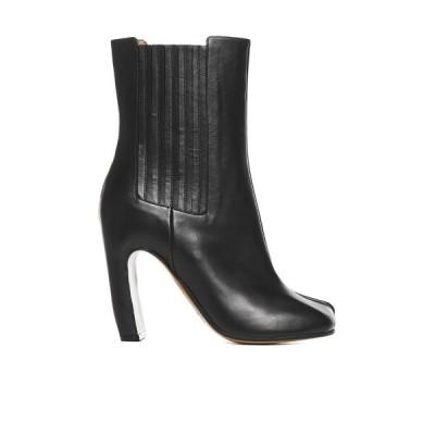 マルタンマルジェラ レディース ブーツ&レインブーツ シューズ Maison Margiela Tabi Slip On Boots -