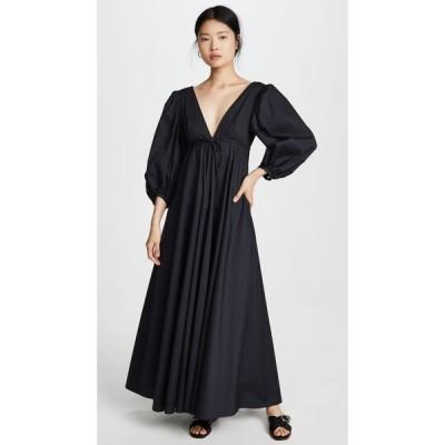 スタウド STAUD レディース ワンピース ワンピース・ドレス Amaretti Dress Black
